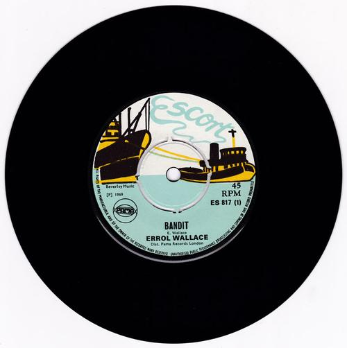 Errol Wallace / Aston Borrot - Bandit /  Family Man Mood - Escort ES 817