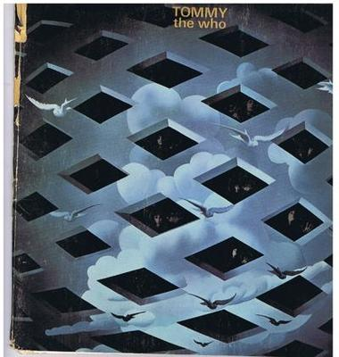 Image for Tommy/ 1969 Tri-fold Cover + Booklet