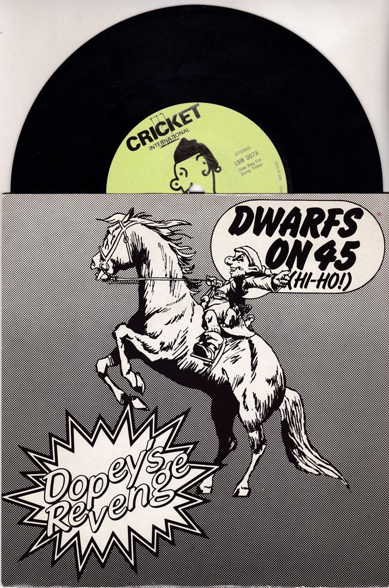 Dwarfs On 45/ Jimmy's Got A Surprise