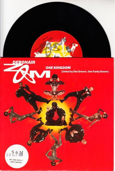 One Kingdom (united By One Groove One Fu/ Same: Instrumental