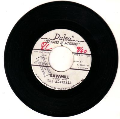 Sawmill/ The Gentleman