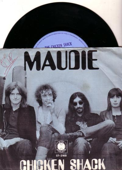 Maudie/ Andalucian Blues
