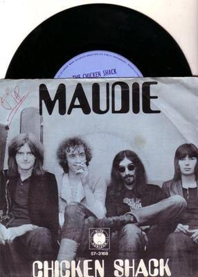 Image for Maudie/ Andalucian Blues