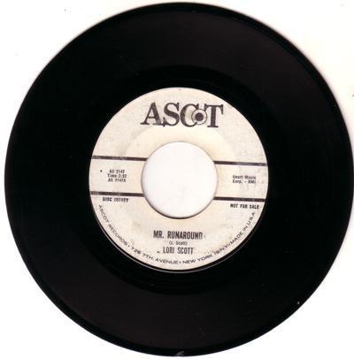 Mr. Runaround/ What A Little Longer
