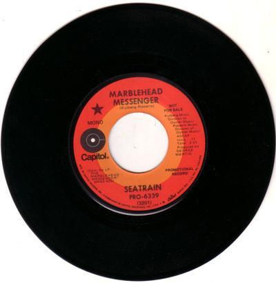 Marblehead Messenger/ Same: 2.31 Mono Version