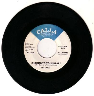 Image for Chained To Your Heart/ I Got Love
