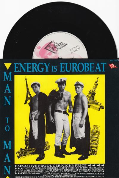 Energy Is Eurobeat/ I Need A Ma