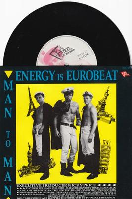 Image for Energy Is Eurobeat/ I Need A Ma