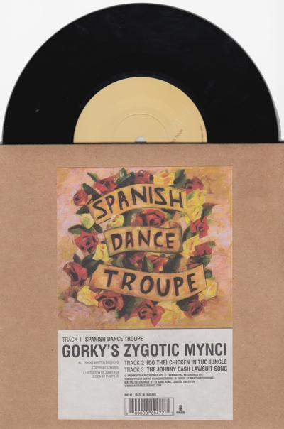 Spanish Dance Troupe/ Do The Chicken In The Jungle+1