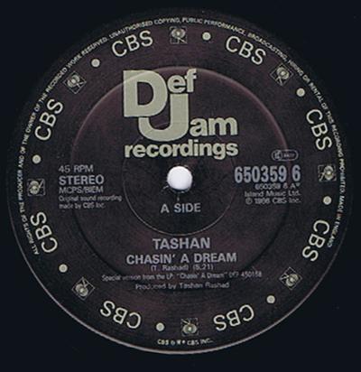 Chasin' A Dream/ Read My Mind