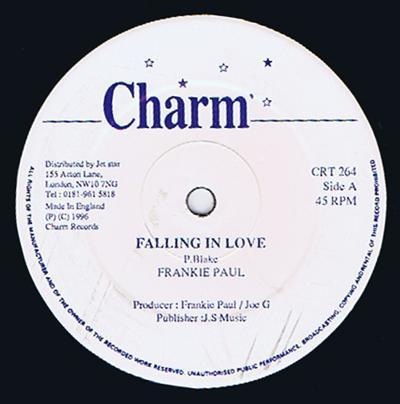 Falling In Love/ Same: Dancehall + 1 Mix