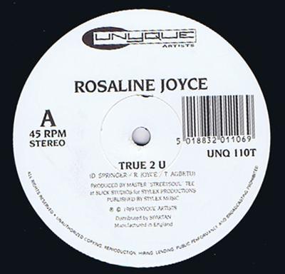True 2 U/ Try + U Can Be (900 Remix)