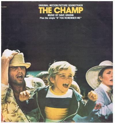The Champ/ Immaculate 1979 Usa Press