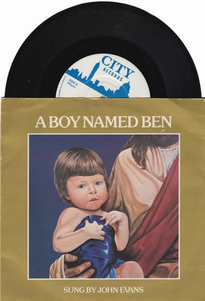 A Boy Named Ben/ Book Of My Life