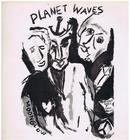 Image for Planet Waves/ Uk 1974 1st Press Sunrise Lbl