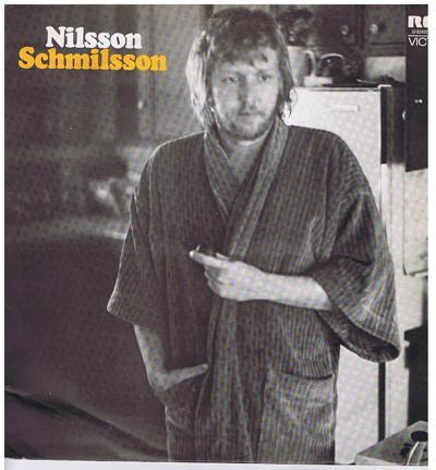 Schmilsson/ 1972 Uk Press