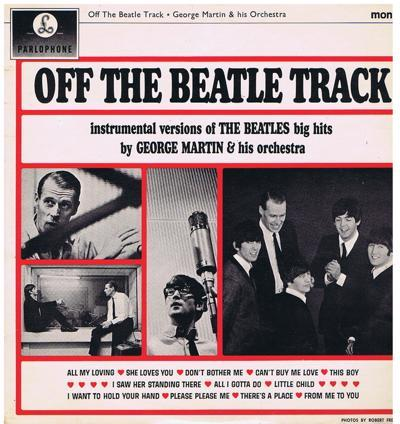 Off The Beatle Track/ 1964 Original Mono Uk Press