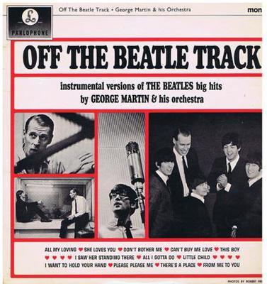 Image for Off The Beatle Track/ 1964 Original Mono Uk Press