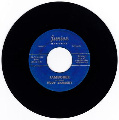 Rudy Lambert - Jamboree - Junior
