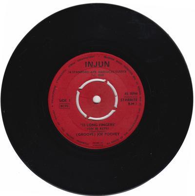 10 Long Fingers (on 88 Keys)/ Thrill Of Love