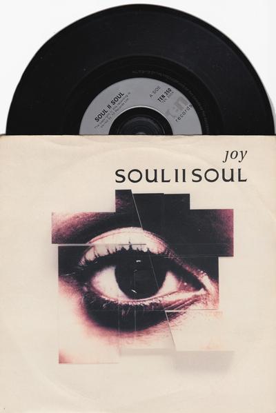 Joy (radio Mix)/ Joy (album Mix)