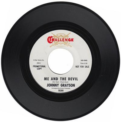 Me And The Devil/ Is That Too Much