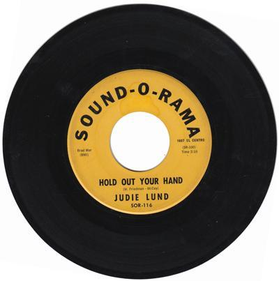 Hold Out Your Hand/ My Baby Needs Love