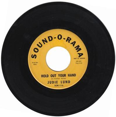 Image for Hold Out Your Hand/ My Baby Needs Love