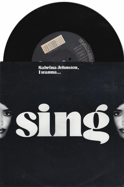 "I Wanna Sing/ 7"" Mix & The C.j. Mix"