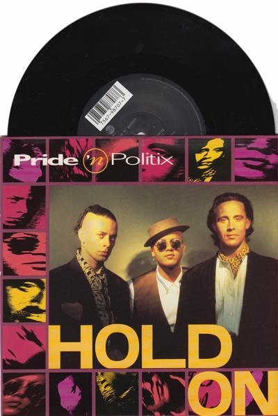 Hold On/ Radio + Eclipse Mix
