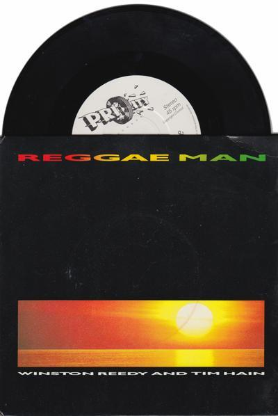 Reggae Man/ Every Day I Write The Book