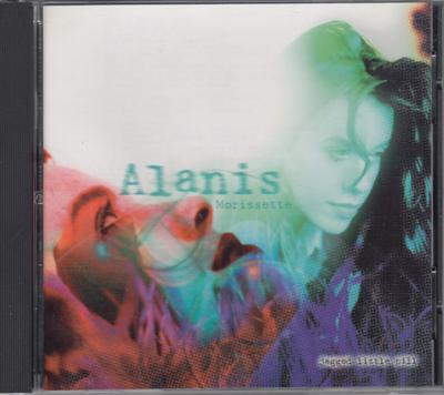 Image for Jagged Little Pill/ 12 Track Cd