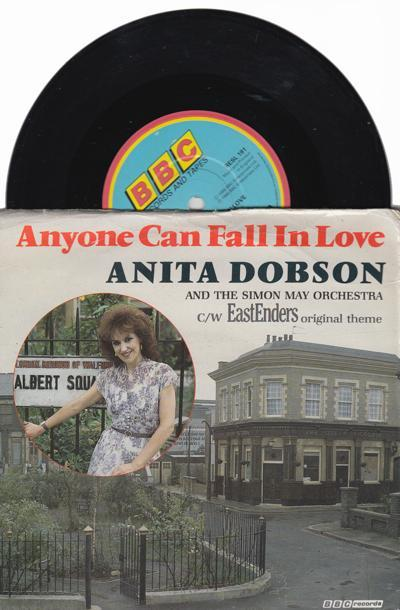Anyone Can Fall In Love/ Eastenders