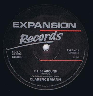 Image for I'll Be Around/ Everybody Let's Dance