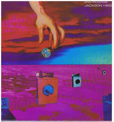 King Progress/ Original 1970 Pink Label Press