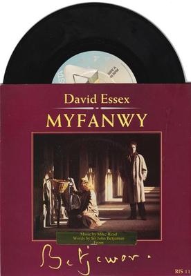 Image for Myfanwy/ Myfanwy Love Theme