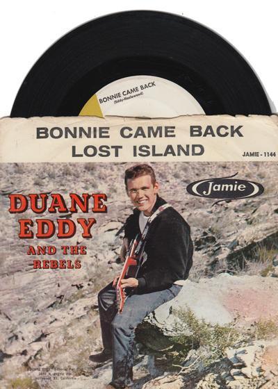 Bonnie Came Back/ Lost Island