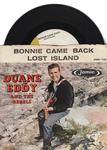 Image for Bonnie Came Back/ Lost Island
