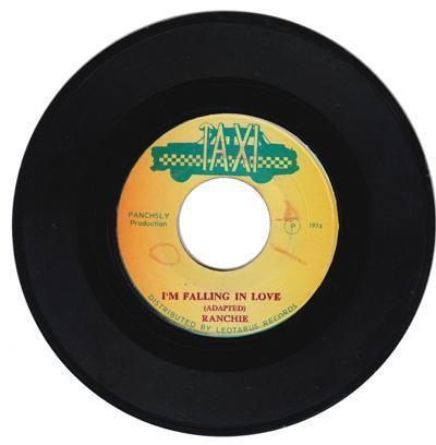 I'm Falling In Love/ Love Dub