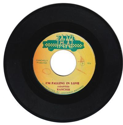 I'm Falling In Love/ Love Dub