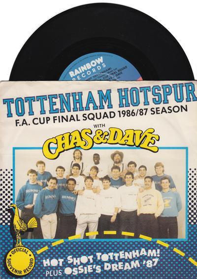 Hot Shot Tottenham/ Ossie's Dream '87