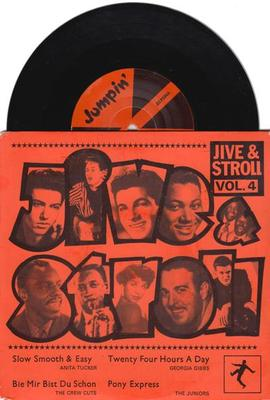 Image for Jive And Stroll Volume 4/ 4 Track Ep With Cover