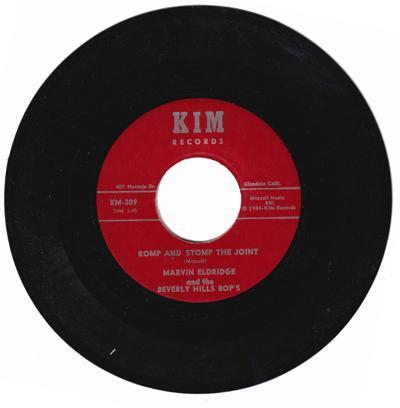 Romp And Stomp The Joint/ My Baby's Gone Boppin'