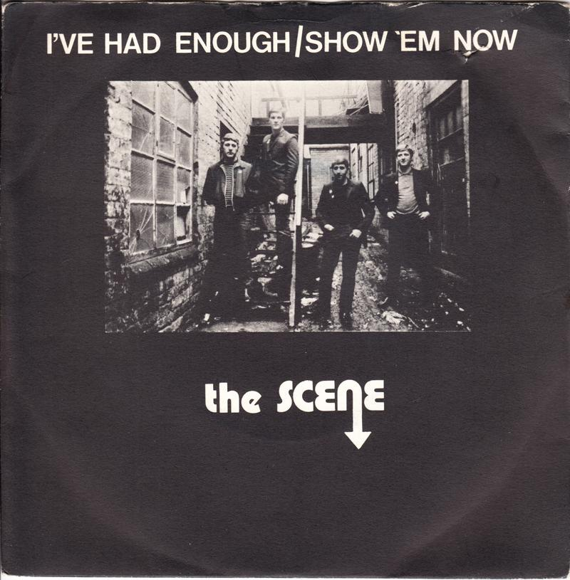 The Scene - I've Had Enough / Show 'Em Now - Inferno Beat 2 PS