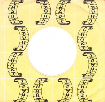 Chart Records Original Sleeve 1968-1973/ Original Company Sleeve