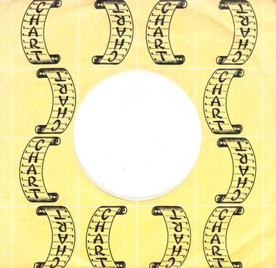 Image for Chart Records Original Sleeve 1968-1973/ Original Company Sleeve