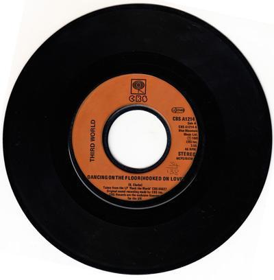 Dancing On The Floor (hooked On Love)/ Who Gave You (jah Rastafari)
