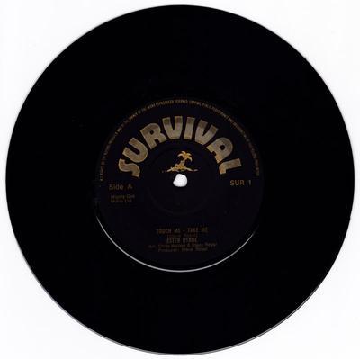Ester Byrde - Touch Me - Take Me - Survival DEMO