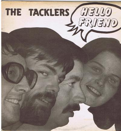 The Tacklers/ Very Rare 14 Cut Uk Folk Indie