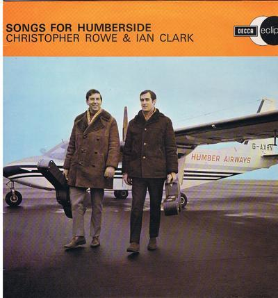 Songs Of Humberside/ An Immaculate 1971 Uk Press